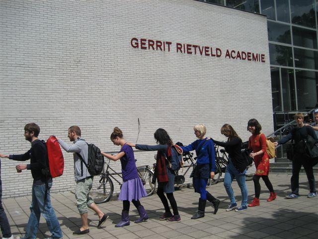 gerrit rietveld académie