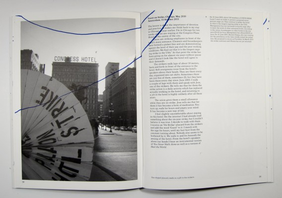 artist publication by Saskia Janssen published by Roma Publications