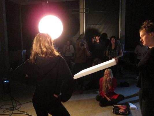 Saskia Janssen, workshop photography for graphic design students Gerrit Rietveld Academy