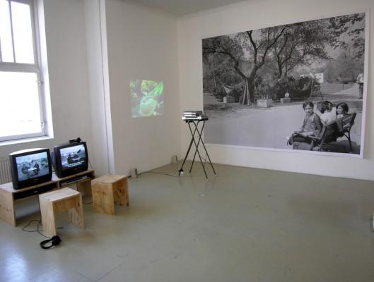 overview of exhibition by Saskia Janssen, artist at Ellen de Bruijne PROJECTS, Amsterdam