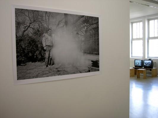 exhibition by Saskia Janssen, artist, at Ellen de Bruijne PROJECTS, 2003