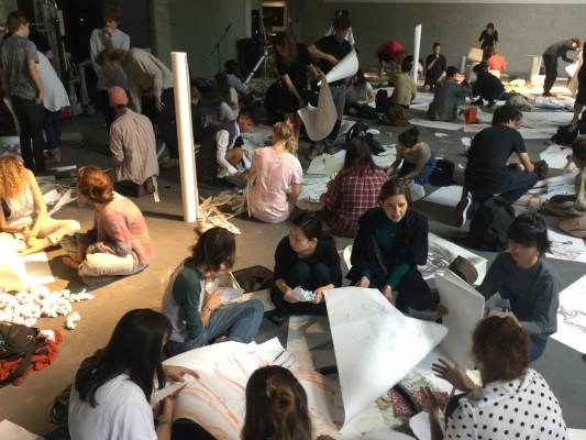 Saskia Janssen, Gerrit Rietveld Academy Amsterdam